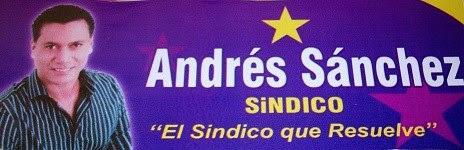 Andrés Sánchez Síndico Arroyo Cano 2016