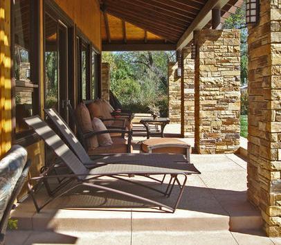 Fotos de terrazas terrazas y jardines estilos de for Estilos de jardines para casas