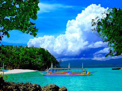 (Philippines) – Travel to beautiful island - Boracay