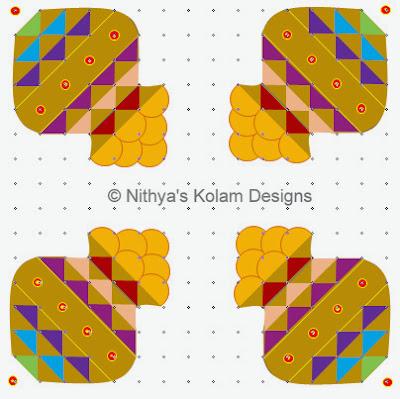2 Pongal Paanai Kolam