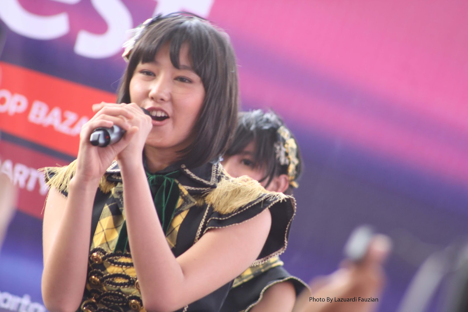Dhike JKT48 at IFest