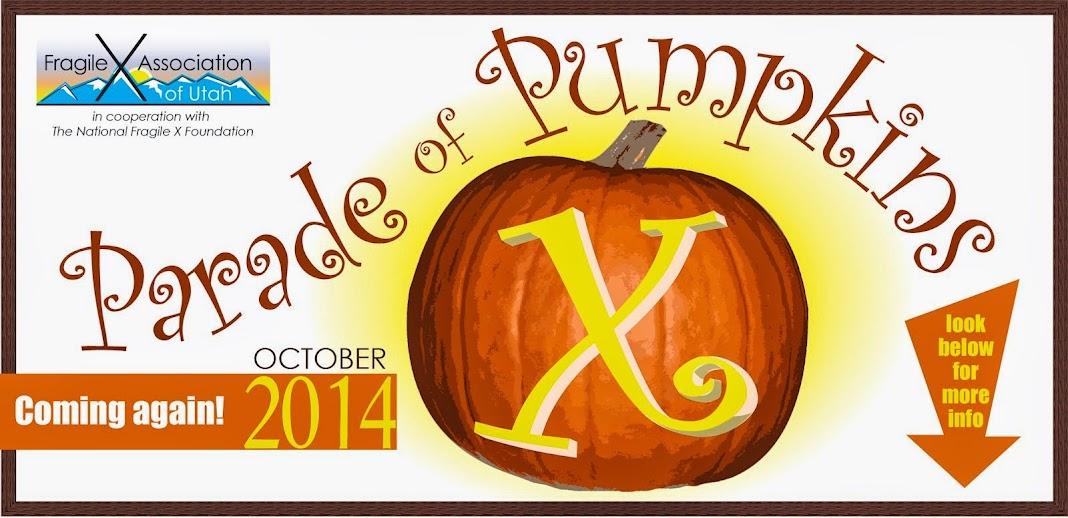 Parade of Pumpkins