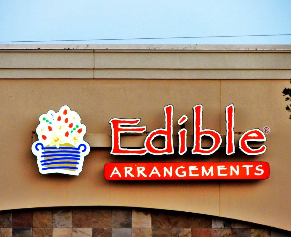 H Town West Photo Blog Edible Arrangements Logo