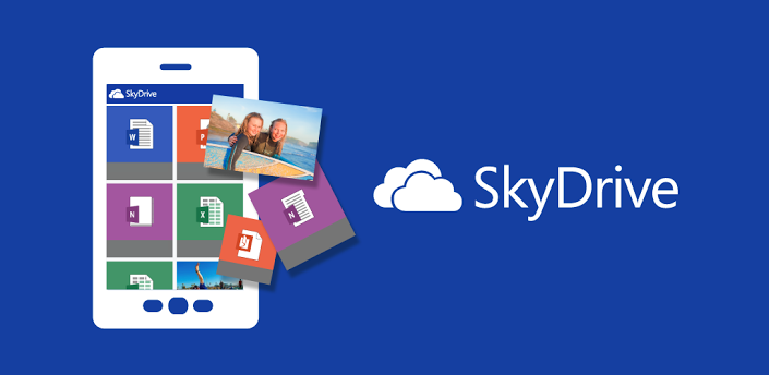 SkyDrive on Android