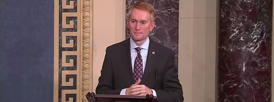 Sen. Lankford (R-OK) Chastises Planned Parenthood for sale of Baby Parts