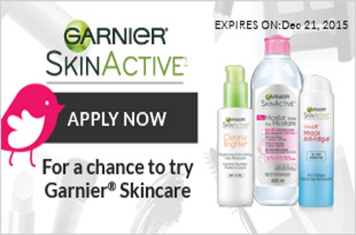 Chickadvisor Garnier SkinActive Campaign
