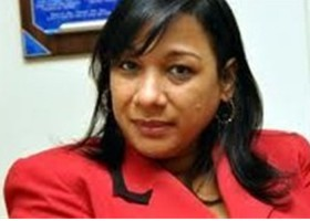 Diputada afirma fue engañada por Victor Gómez Casanova a la rueda de prensa