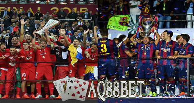 Agen Piala Eropa - Kesuksesan klub asal Spanyol, Barcelona di Liga Champions makin menegaskan dominasi klub Spanyol di kompetisi Eropa. Sudah dua musim beruntun klub Spanyol menguasai dua kompetisi tertinggi di Eropa.