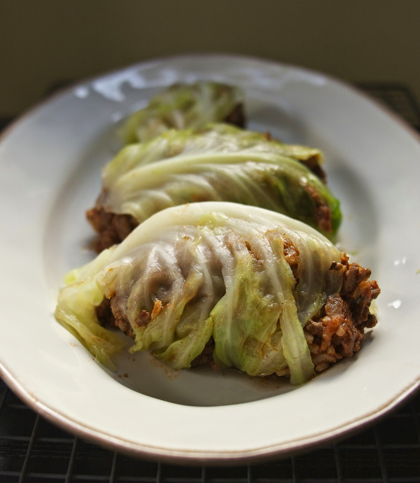 Turkish Stuffed Cabbage: simplelivingeating.com