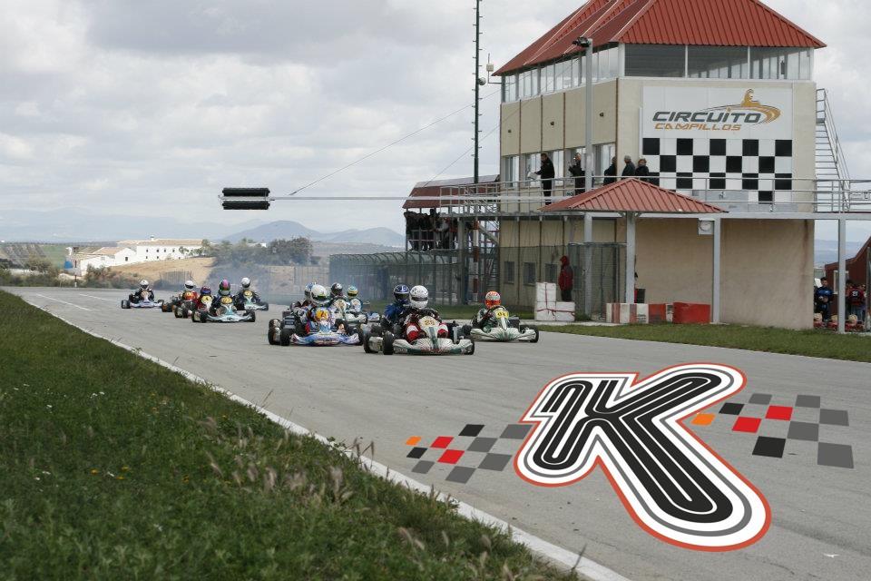 Circuito Olaberria : M k karting campillos resultados y