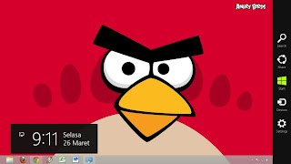 Angry Birds Win 8