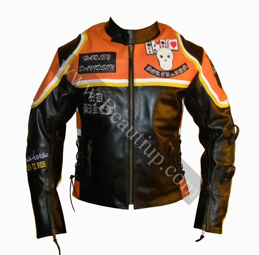 Ducati Sport Leather Jacket Uk