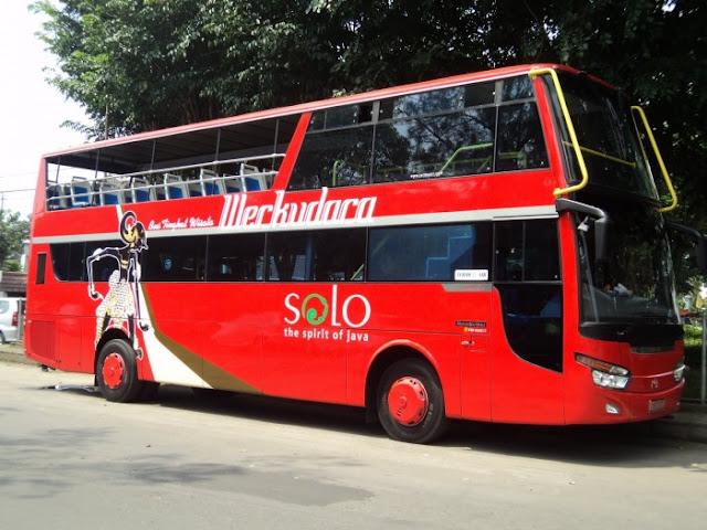 Bus Tingkat Werkudhara
