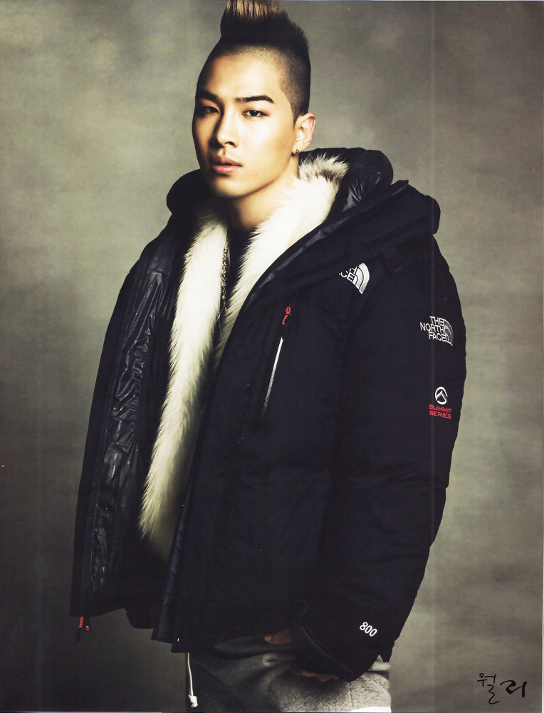 Taeyang  Photos Taeyang-North-Face-Singles-Magazine_006