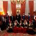Χριστουγεννιάτικα κάλαντα στον Αρχιεπίσκοπο Αθηνών...