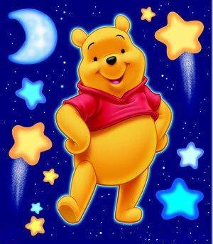 Imágenes De Winnie The Pooh Winnie The Pooh La Luna Y Las Estrellas
