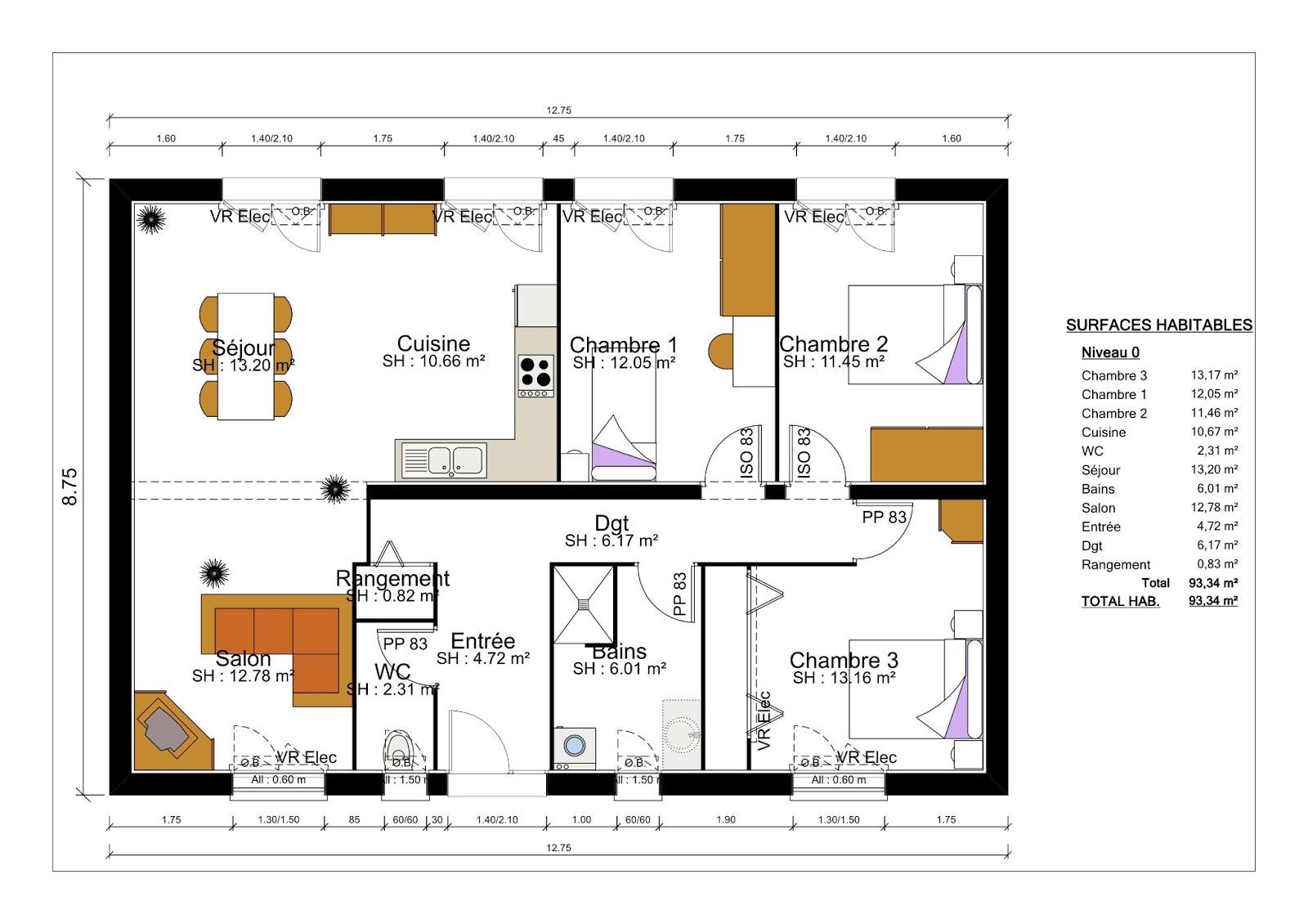 construire sa maison haute performance avec euromac2 la. Black Bedroom Furniture Sets. Home Design Ideas