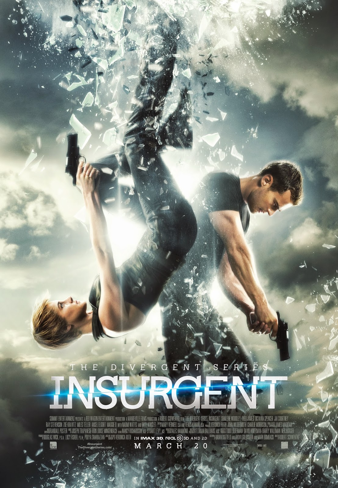 Win Tickets to 'Insurgent'!