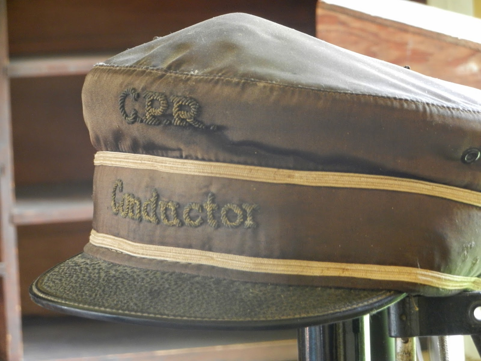 travel historic preservation pics conductor hat