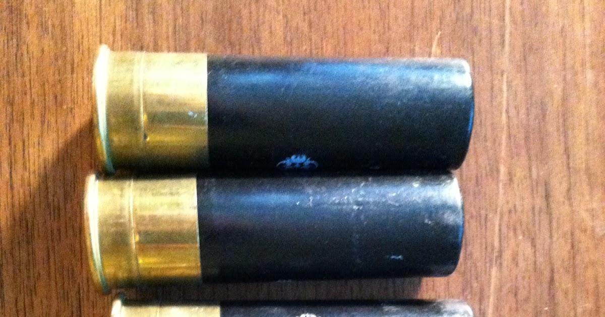 10 Gauge Shotgun Vs 12 Gauge  Gauge Shotgun Shell