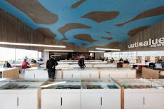 JKMM ARCHITECTS - SEINAJOKI CITY LIBRARY