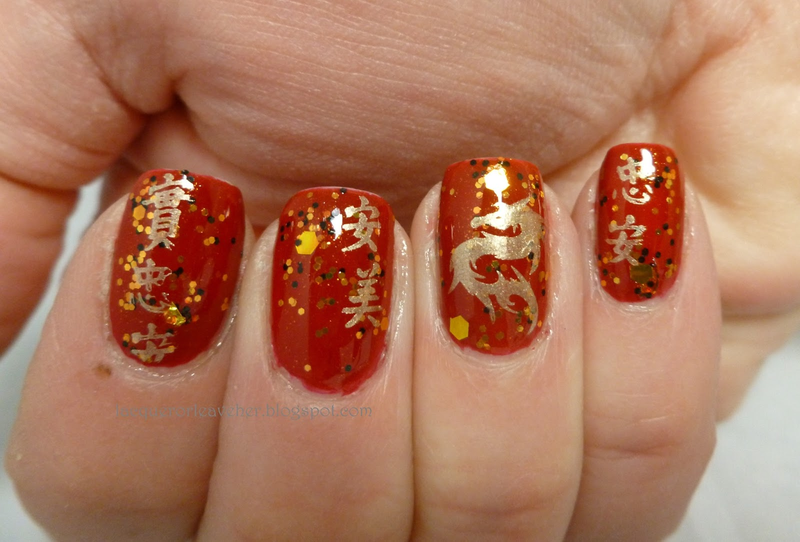 Nail Art For Chinese New Year The Best Inspiration For Design And