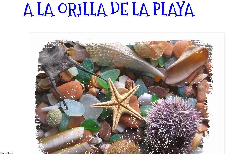 A LA ORILLA DE LA PLAYA