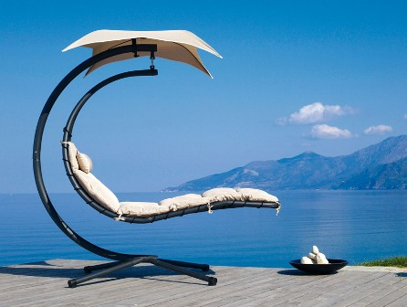 Hamac on pinterest royals outdoor hammock and chaise longue - Hamac chaise suspendu ...