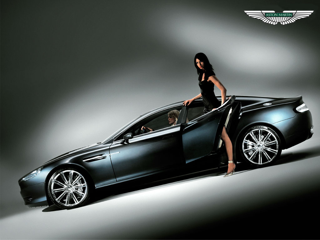 2011 Aston MartinAston M B210c