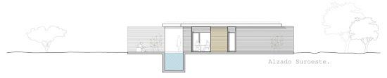 V+M Arquitectos Valencia Proyecto vivienda unifamiliar diseño