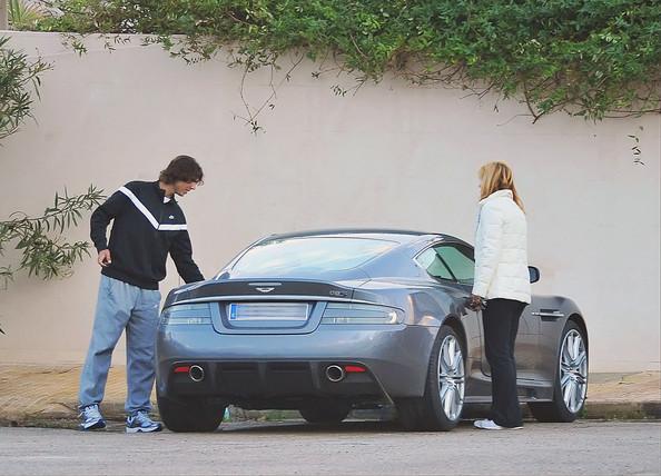 Cars Of Stars: Rafael Nadal car Eminem House And Cars