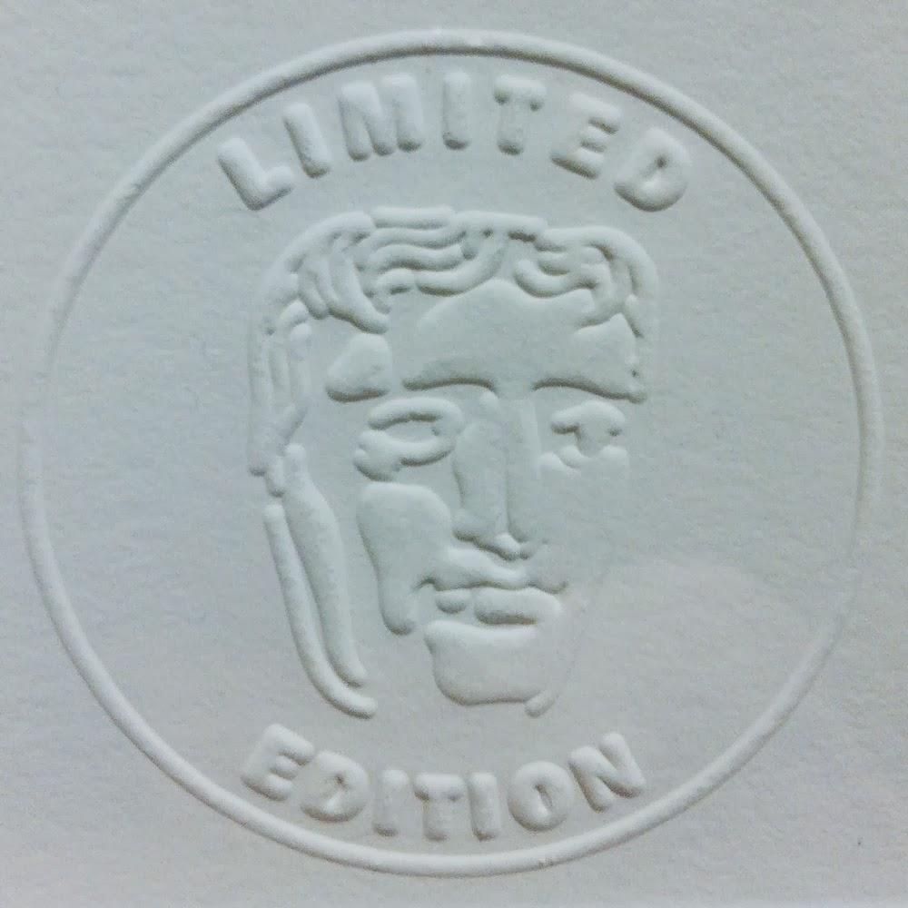 BAFTA Behind The Mask Exhibition Print Emboss - Geek Girl Kerensa bryant blog header