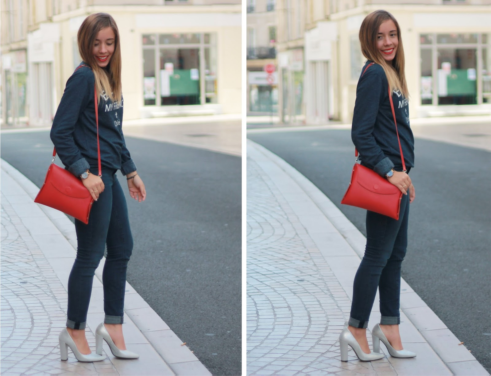 tenue casual chic