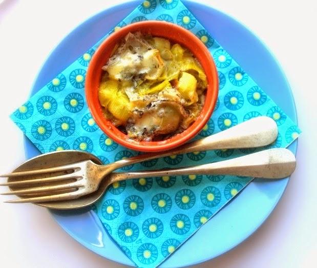 Poireaux la fourme d 39 ambert ou bleu recette minceur for Blog cuisine minceur
