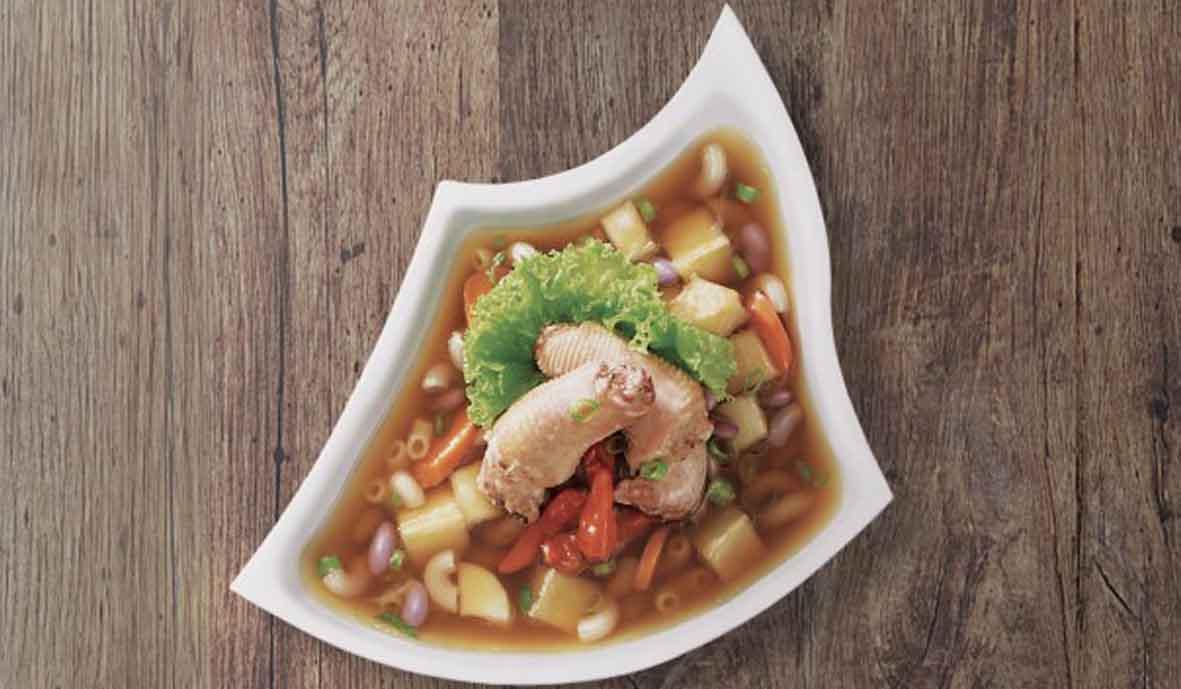 Resep Sop Leher Ayam