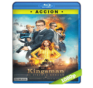 Kingsman: El Circulo de Oro (2017) Full HD BRRip 1080p Audio Dual Latino/Ingles 5.1