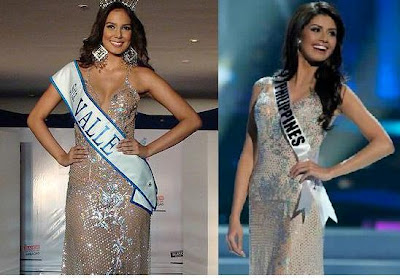 shamcey supsup barraza gown