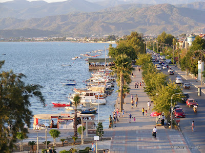 Fethiye Views From Cafe Park Teras