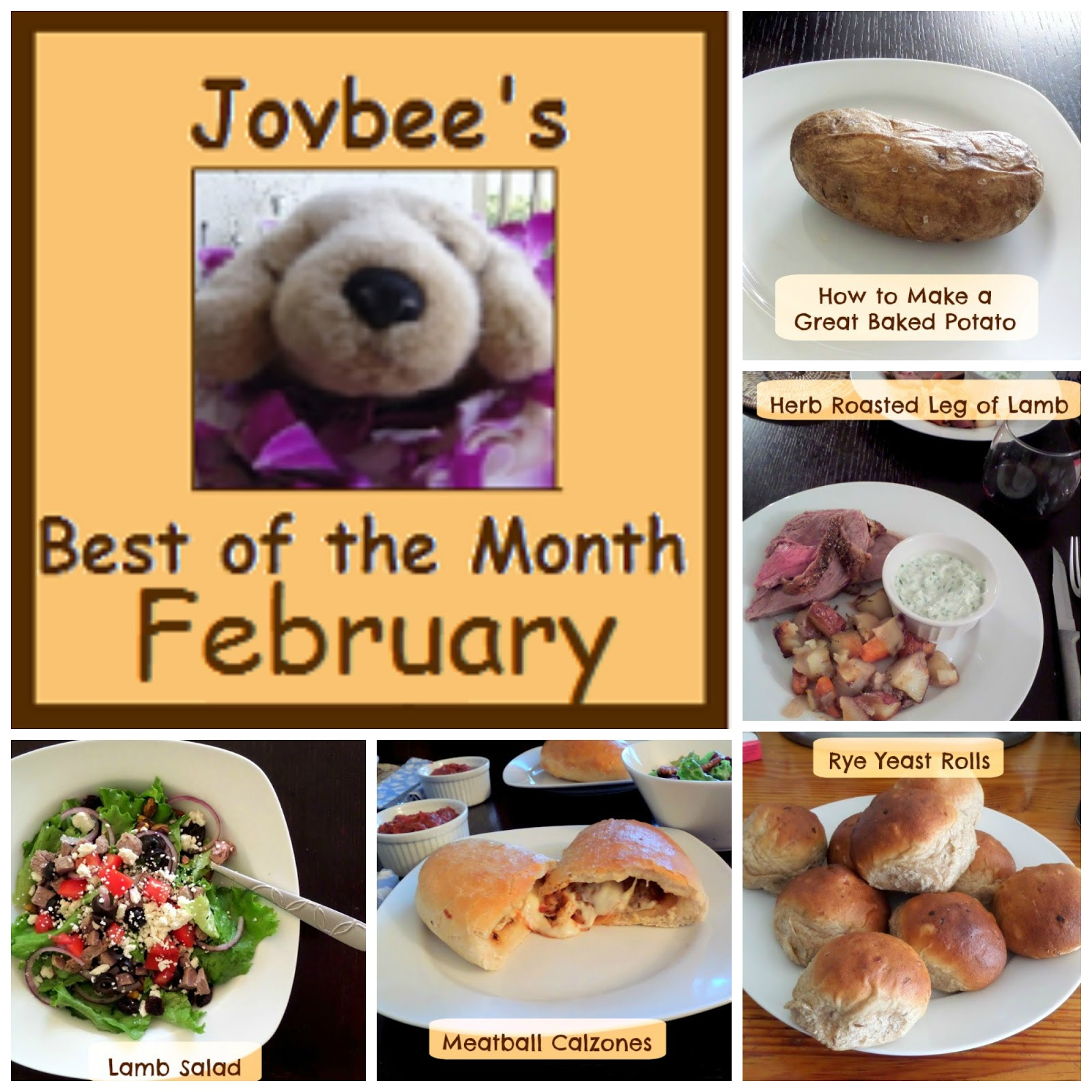Best of the Month February 2015:  A recap of my most popular posts from February 2015.