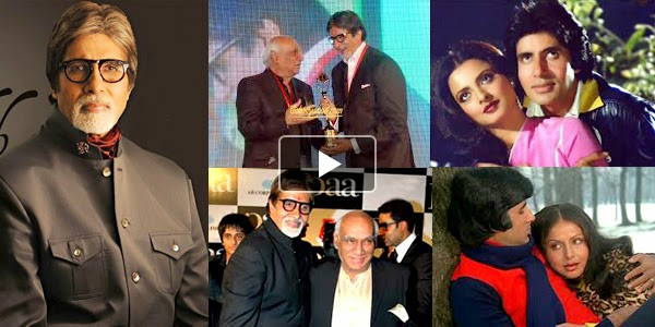 Listen to Amitabh Bachchan Songs on Raaga.com