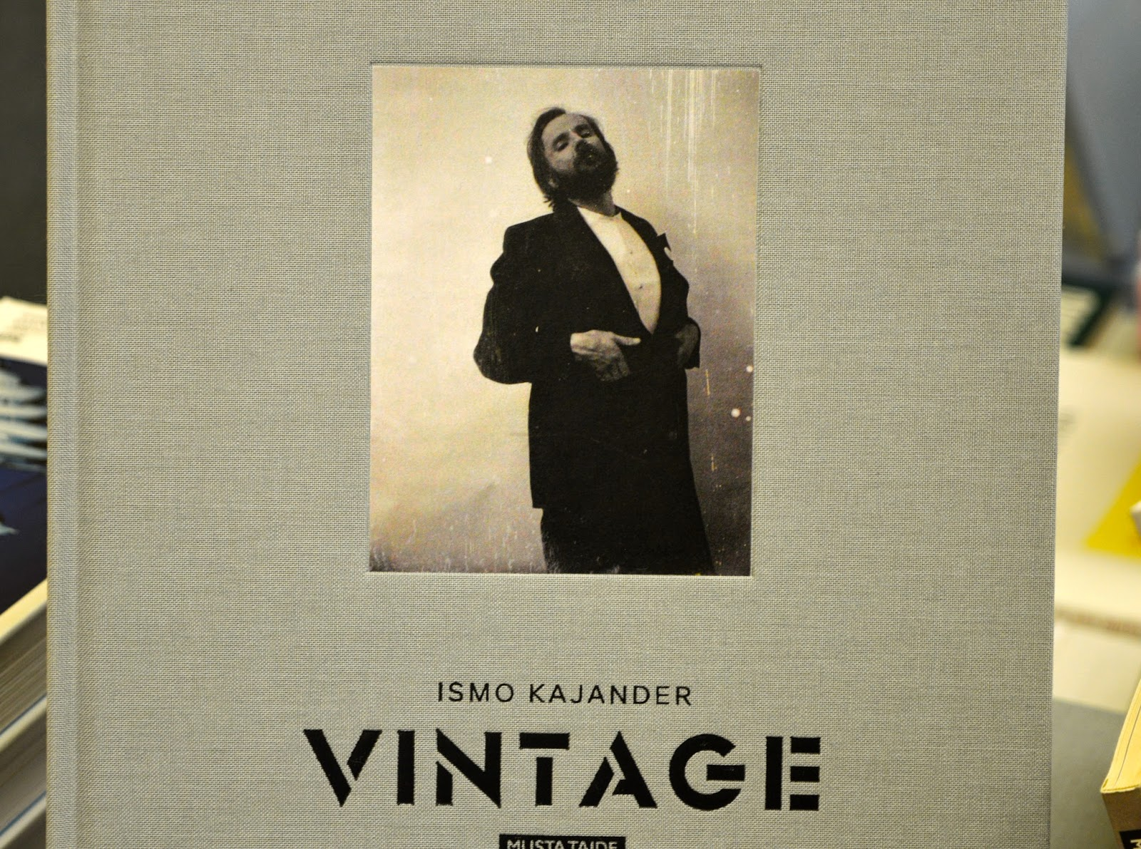 Ismo Kajander Vintage