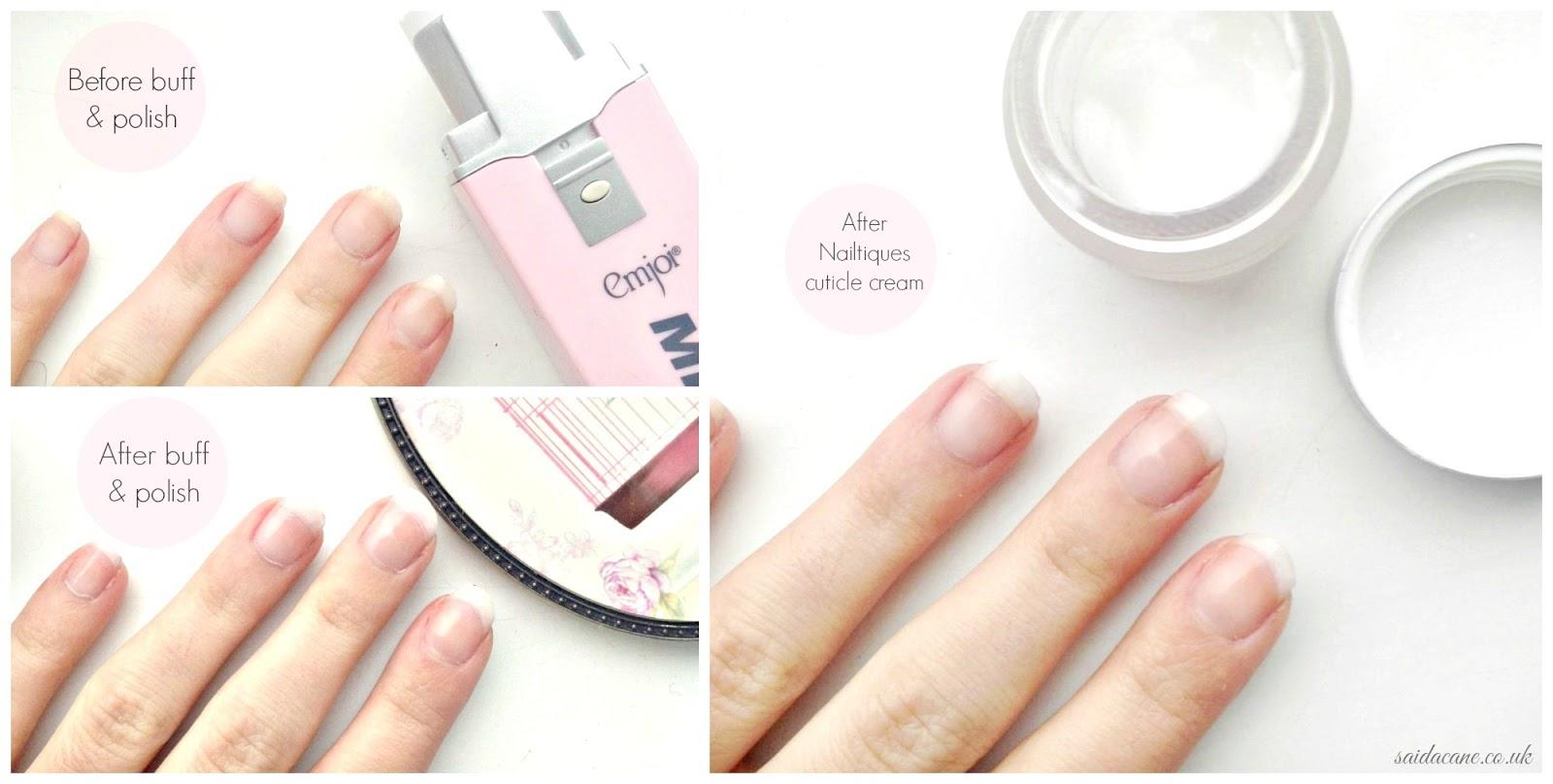 Saida Cane: Beauty | Emjoi Micro Nail Polisher