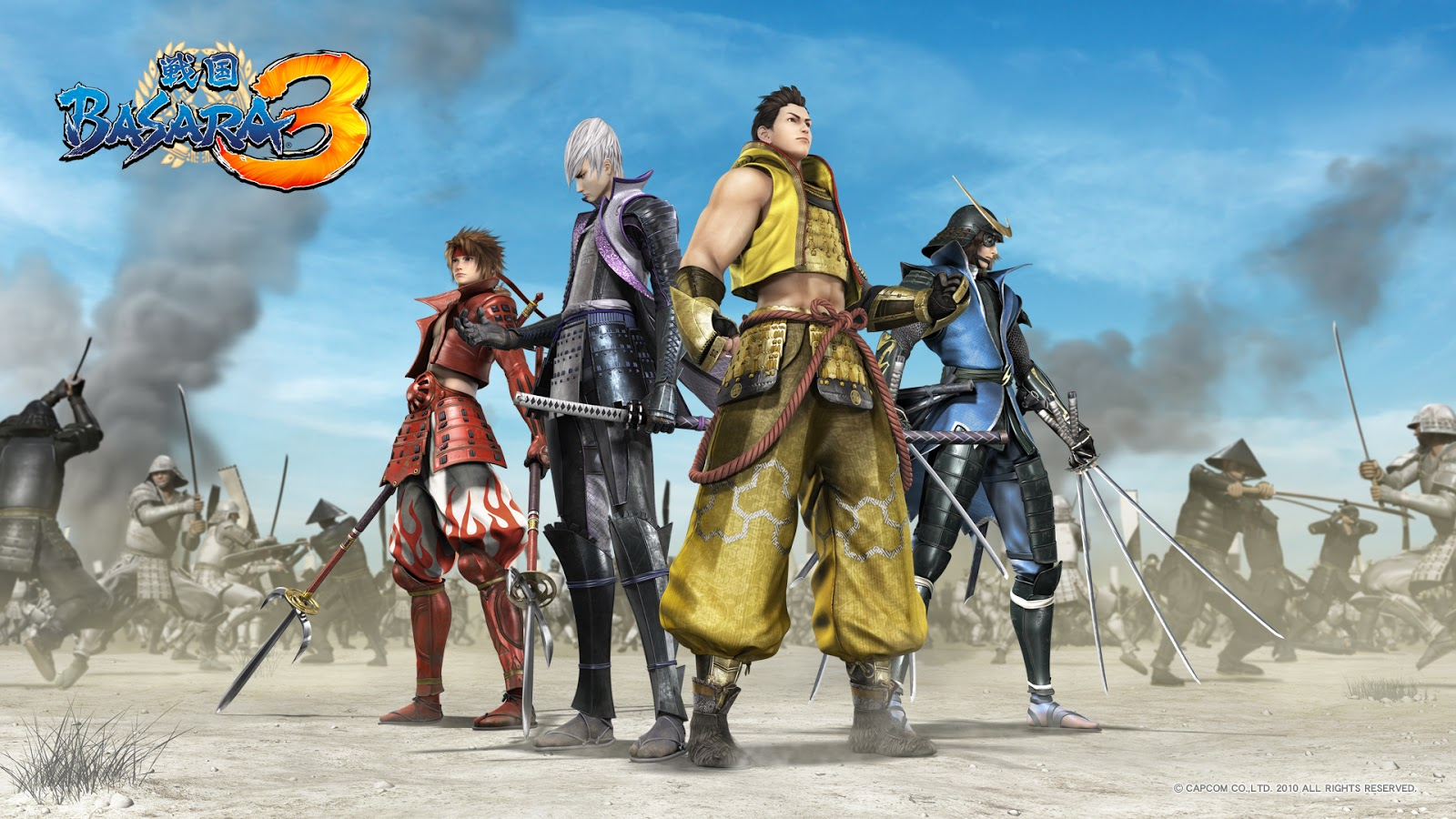 download game sengoku basara 2 heroes pc tanpa emulator