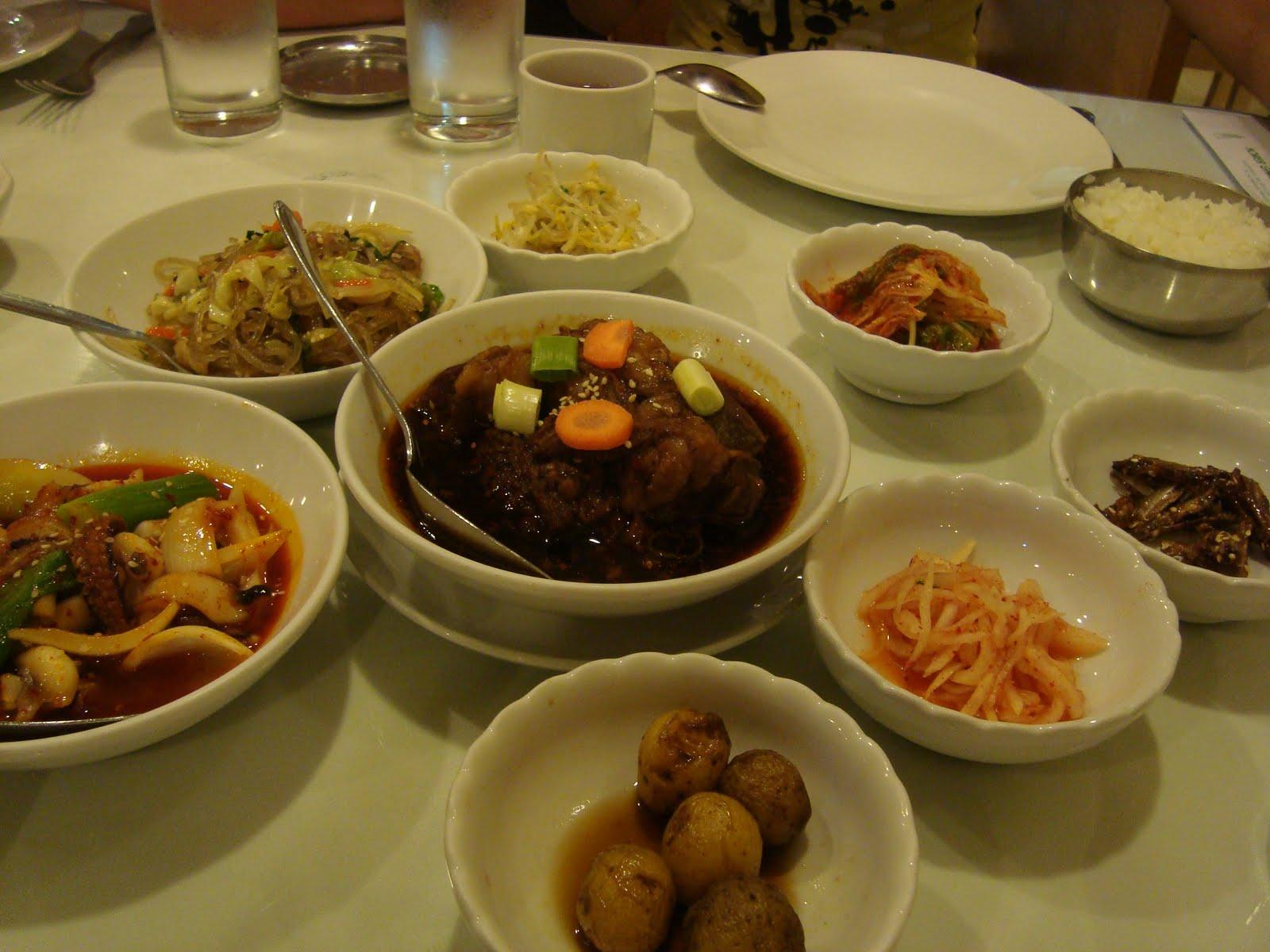 Korea Garden Review - Jupiter St, Makati ~ Learning to Compute