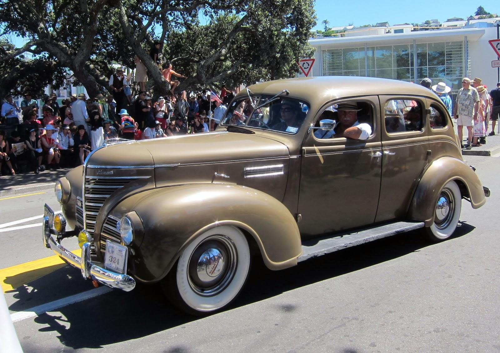 Transpress nz 1939 plymouth 4 door sedan for 1939 plymouth sedan 4 door