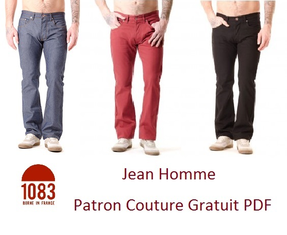A faire soi m me coudre son jean droit ou bootcut bettinael passion couture made in france - Comment couper un pantalon en short ...
