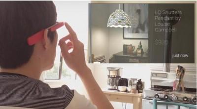 Ini Dia Perusahaan Pertama Yang Manfaatkan Google Glass Untuk Bisnis Online