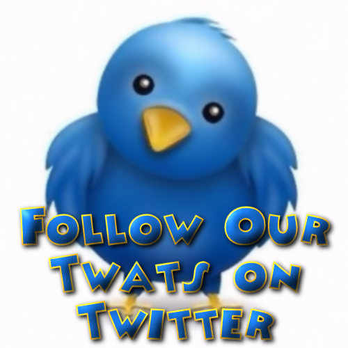 Follow our Twats on Twitter