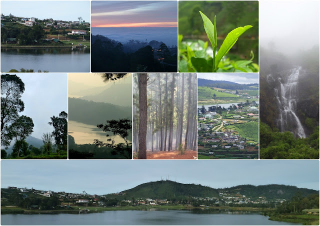 Nuwara Eliya - City in the hills - Sri Lanka - What to see in Nuwara Eilya