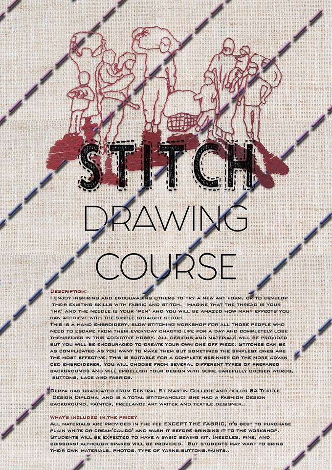 Stitch Drawing Course